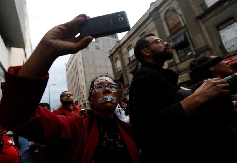 ONU, 2017 el año más peligroso para periodistas en México | El Imparcial de Oaxaca