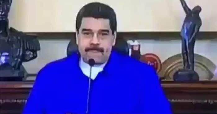 Video: Nicolás Maduro causa asombro al afirmar que hay 5 puntos cardinales | El Imparcial de Oaxaca