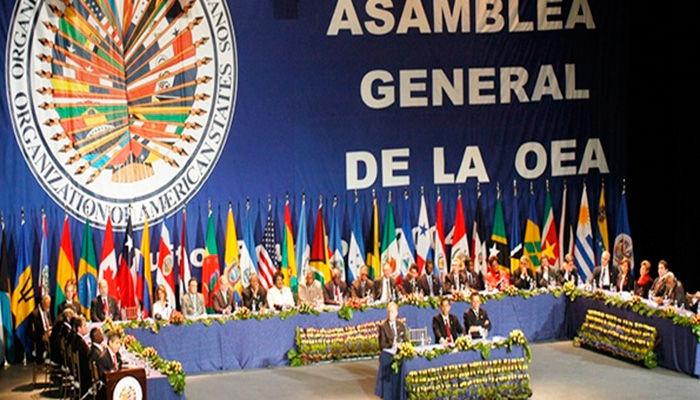 Asamblea General de la OEA sesionará por primera vez en México | El Imparcial de Oaxaca