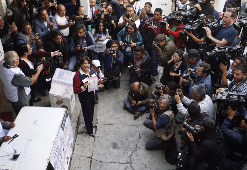 López Obrador debe asumir falta de alianza para Edomex: PRD | El Imparcial de Oaxaca