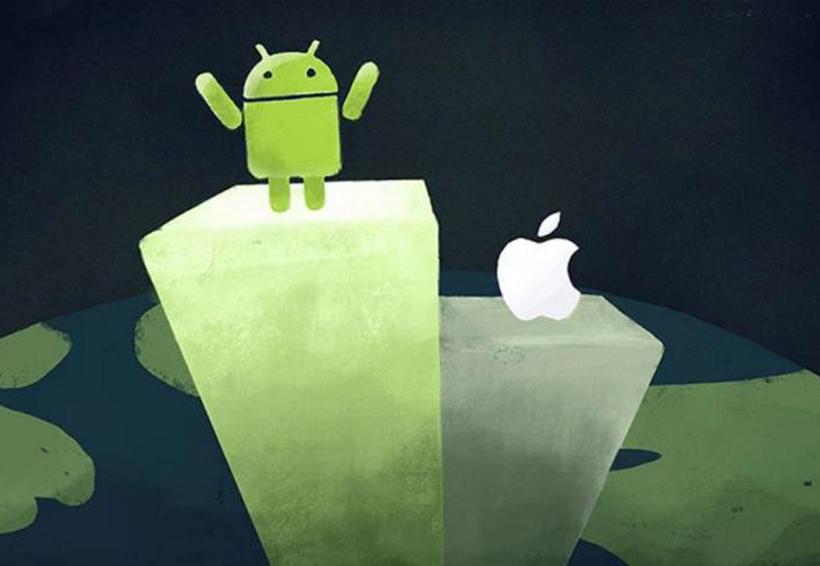 Cómo Android venció a Iphone y logró dominar el mundo | El Imparcial de Oaxaca