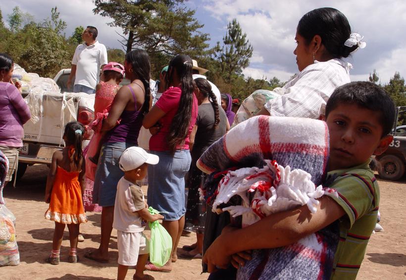 Más de 70 desplazados  en San Juan Mazatlán | El Imparcial de Oaxaca