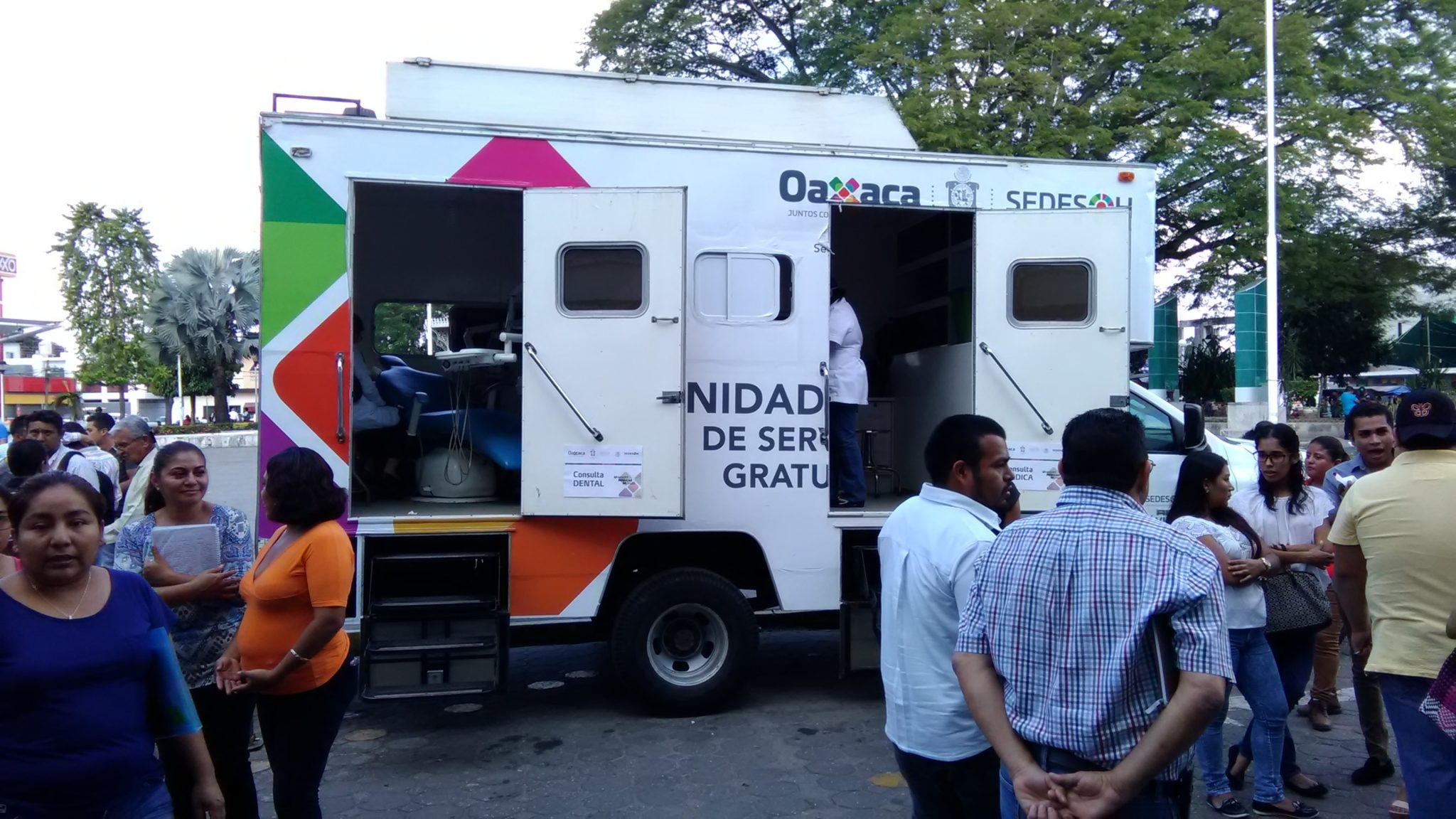 Unidades Móviles ante contingencias en la Cuenca | El Imparcial de Oaxaca