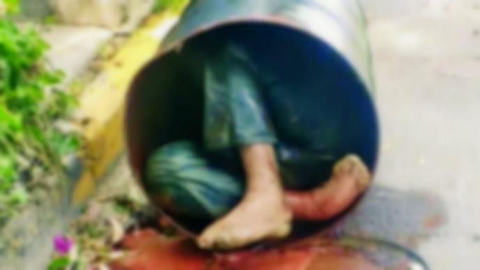 Encuentran cuerpo al interior de un tambo | El Imparcial de Oaxaca