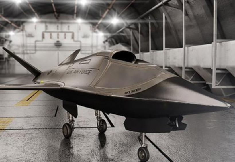 Presentan dron letal estadounidense en Francia | El Imparcial de Oaxaca