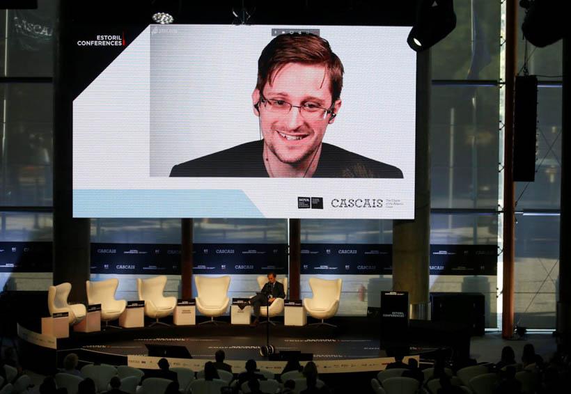 Snowden califica de 'crimen contra el público' supuesto espionaje en México | El Imparcial de Oaxaca