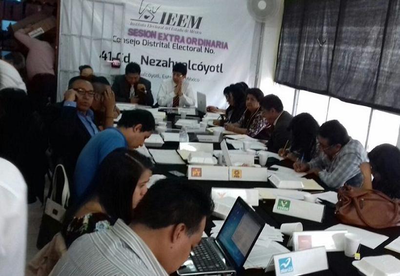 Morena recupera votos en cómputos del Edomex | El Imparcial de Oaxaca