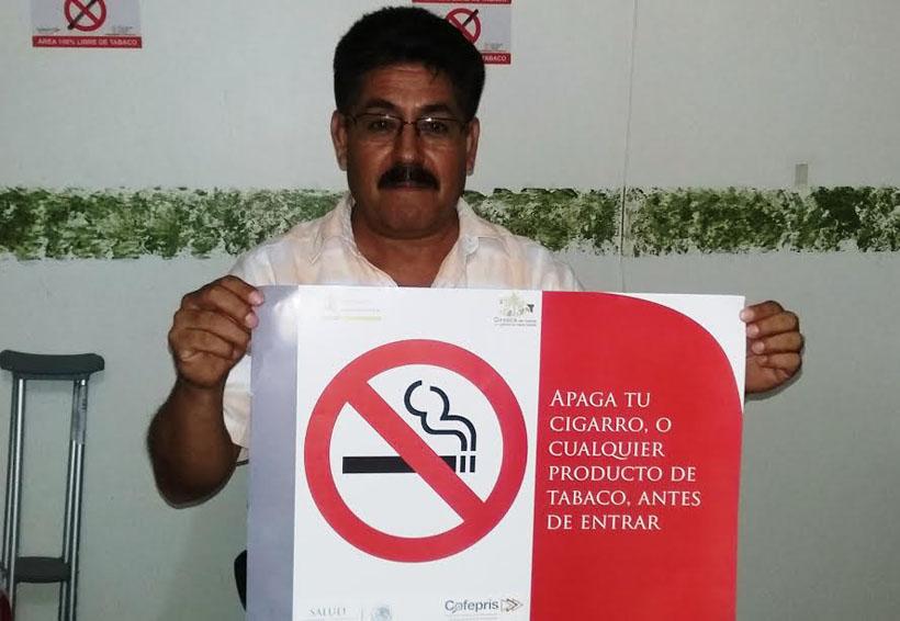 Instalarán ceniceros en ayuntamiento de Tuxtepec para evitar humo | El Imparcial de Oaxaca