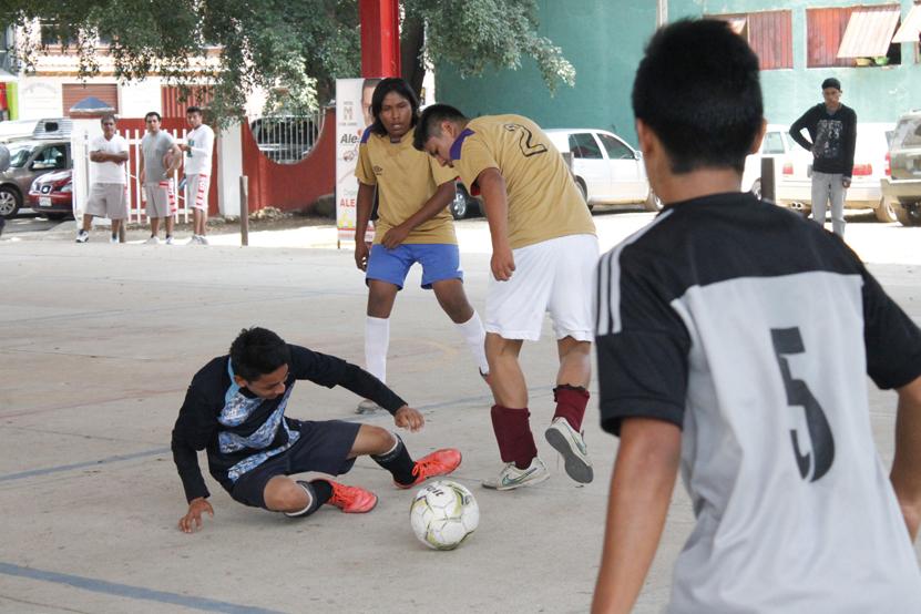 Deporte municipal para prevenir enfermedades | El Imparcial de Oaxaca