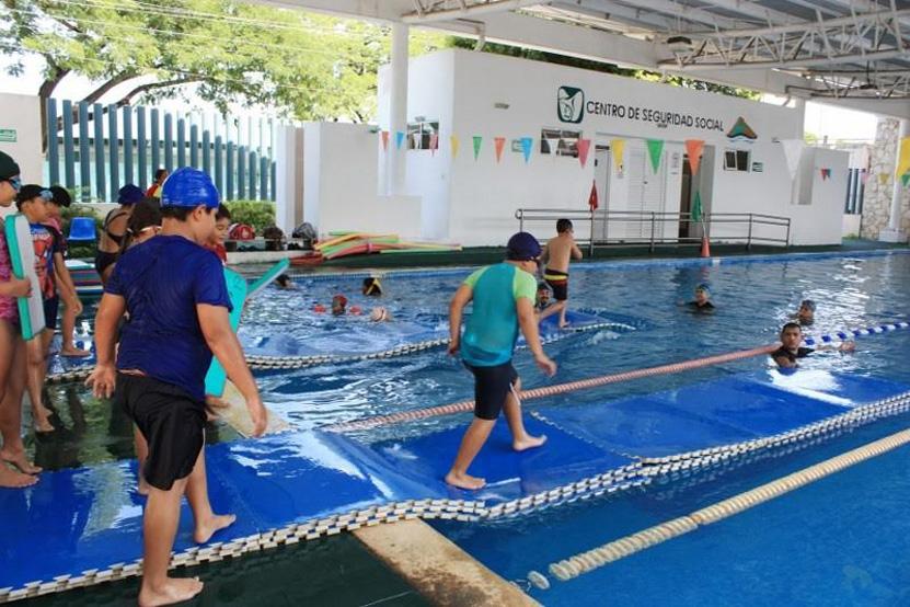 El IMSS promueve la activación física de los niños   El Imparcial de Oaxaca