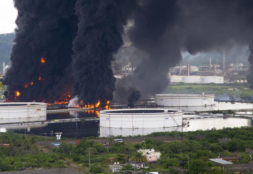 Nueva explosión reaviva el fuego en la refinería en Salina Cruz | El Imparcial de Oaxaca