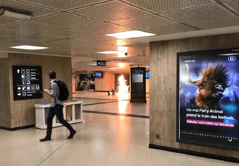 Atacante de estación de Bruselas actuó solo y no era conocido por terrorismo   El Imparcial de Oaxaca