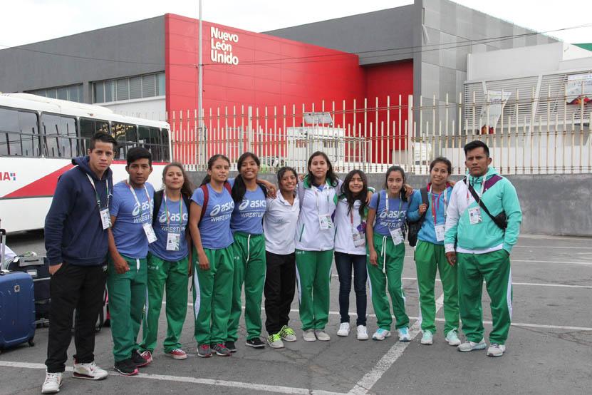 Deportistas de todo México reunidos en Nuevo León | El Imparcial de Oaxaca