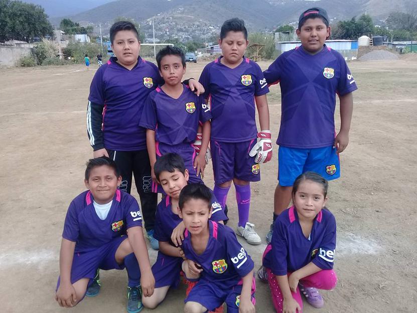Lista la final infantil de  San Jacinto Amilpas | El Imparcial de Oaxaca