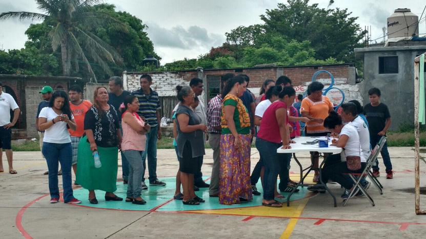 Exigen validez de autoridad  comunitaria en La Ventosa   El Imparcial de Oaxaca