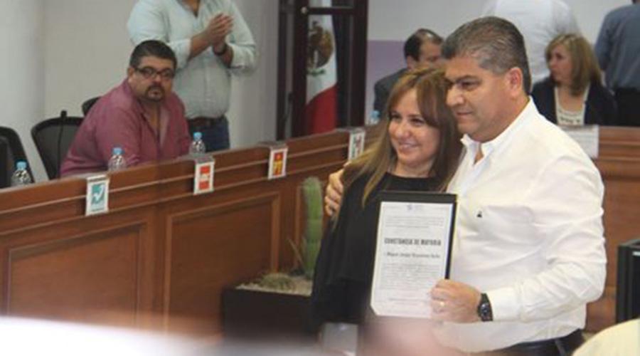 Entregan a Riquelme constancia de gobernador en Coahuila | El Imparcial de Oaxaca
