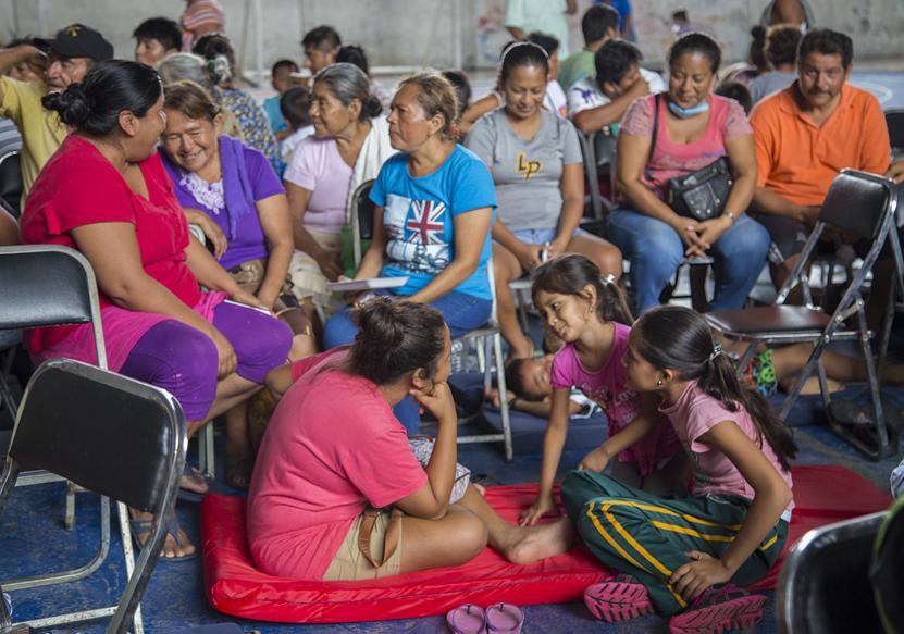 Atiende alcalde contingencia  por incidente en refinería en Salina Cruz | El Imparcial de Oaxaca