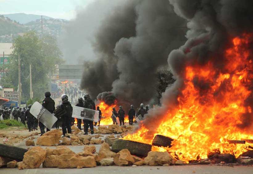A casi un año del fallido desalojo, nunca más un 19 de junio | El Imparcial de Oaxaca