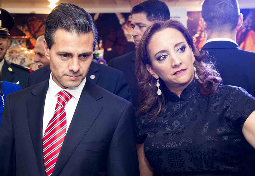 No habrá traje a la medida para aspirantes del PRI a la Presidencia: Ruiz Massieu   El Imparcial de Oaxaca
