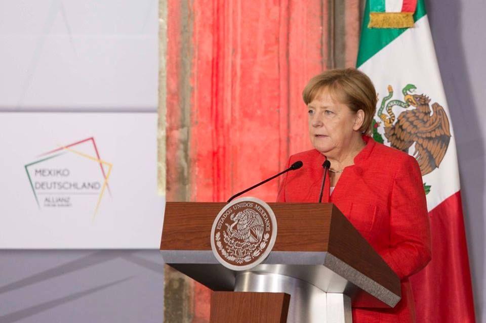 Construcción de muros no resolverá problemas de inmigración que enfrentan los países: Merkel | El Imparcial de Oaxaca