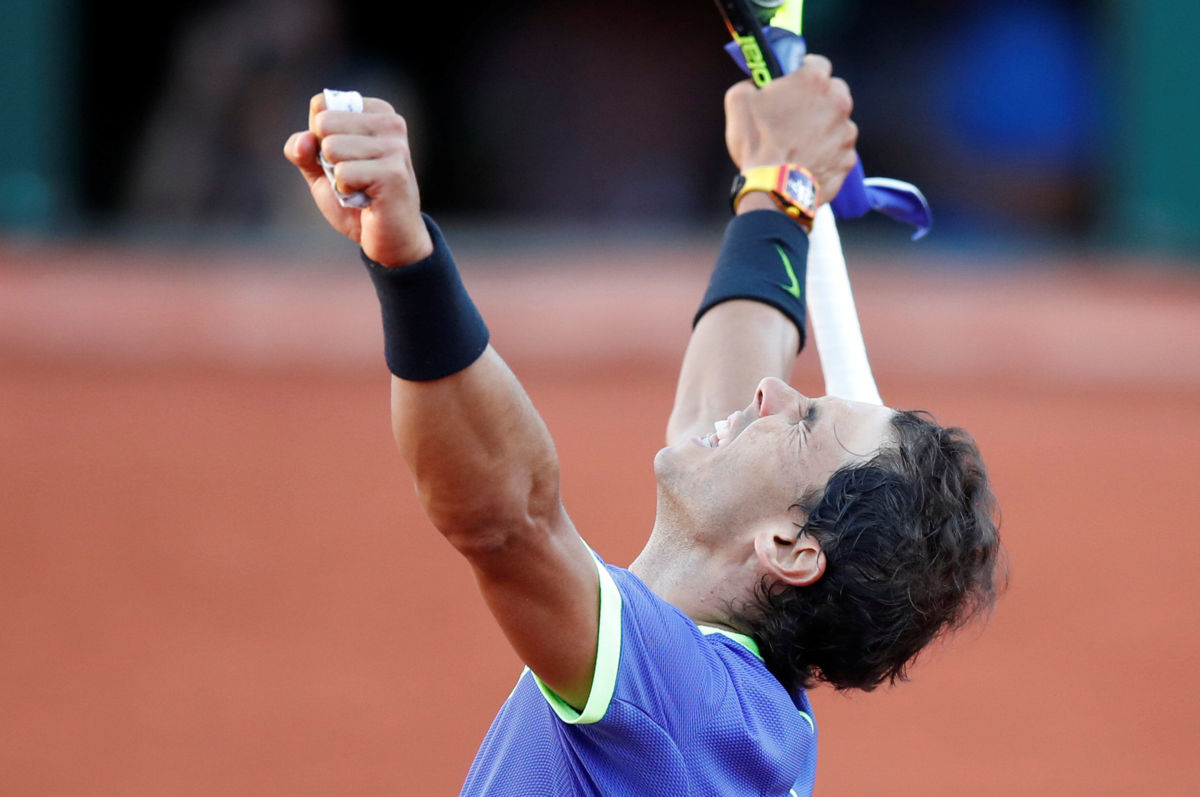 Rafael Nadal avanza a la final del torneo Roland Garros | El Imparcial de Oaxaca
