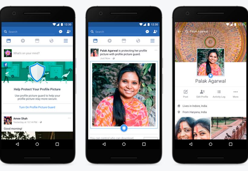 Facebook añade una nueva opción para evitar que roben tu foto de perfil | El Imparcial de Oaxaca