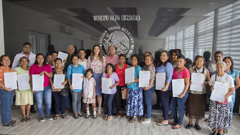 Avanza proceso de escrituras  de predios regularizados | El Imparcial de Oaxaca