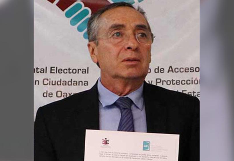 Condena IAIPO el espionaje | El Imparcial de Oaxaca