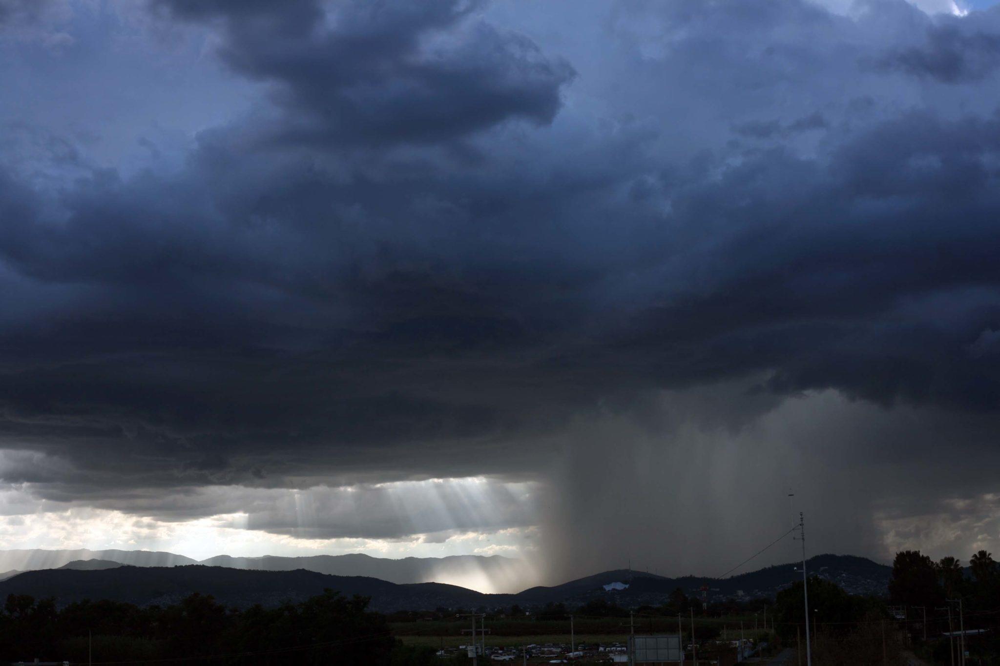 Iniciará semana con pronóstico de lluvia en 17 estados del país | El Imparcial de Oaxaca