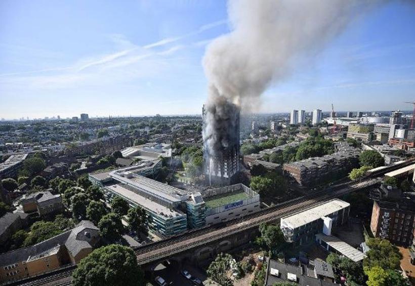 La aterradora premonición sobre el incendio de Londres | El Imparcial de Oaxaca