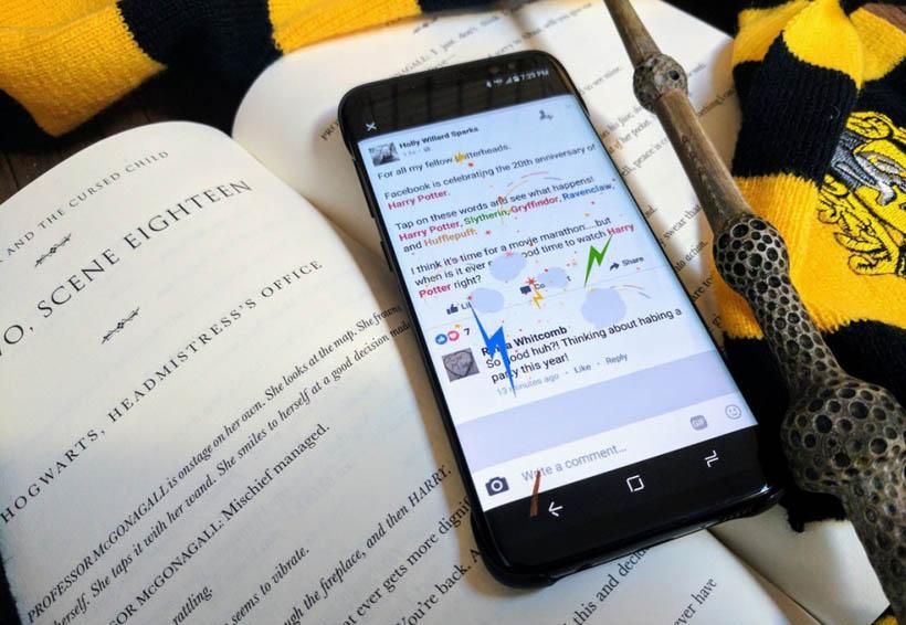 Haz magia en Facebook, tal como lo hace Harry Potter | El Imparcial de Oaxaca