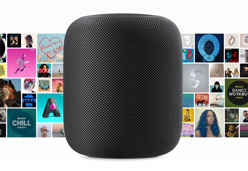 Así es HomePod, la bocina inteligente de Apple para el hogar | El Imparcial de Oaxaca