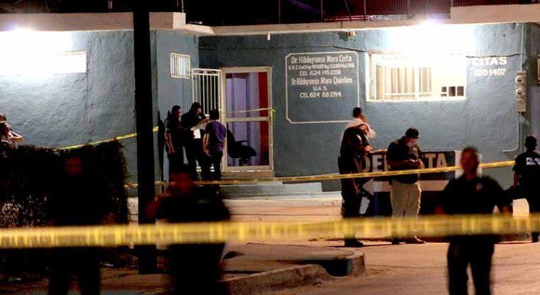 Matan a joven en consultorio dental | El Imparcial de Oaxaca