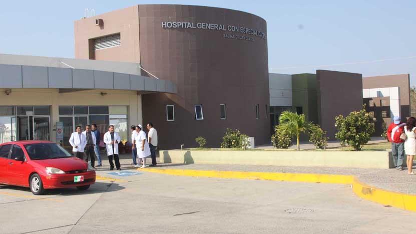 Tiempo de espera  en Hospital,  genera malestar en Salina Cruz | El Imparcial de Oaxaca