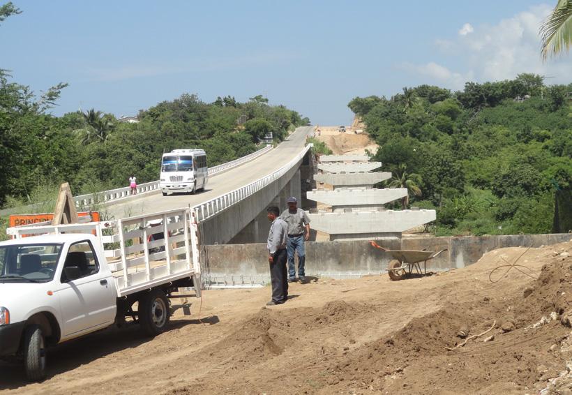 Estancada la autopista que conectaría a la Costa en Oaxaca | El Imparcial de Oaxaca