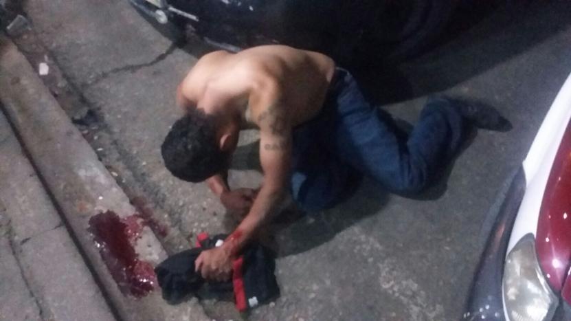 Golpeado con saña en  la Central de Abasto   El Imparcial de Oaxaca