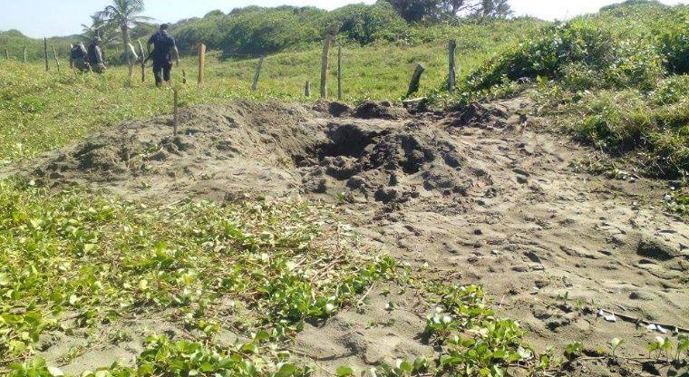 Localizan restos humanos   El Imparcial de Oaxaca