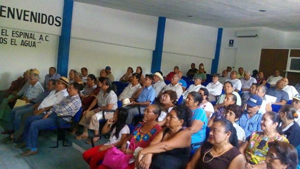"""Negocía Eólica del Sur en  lo """"oscurito"""" con alcaldesa en el Espinal   El Imparcial de Oaxaca"""