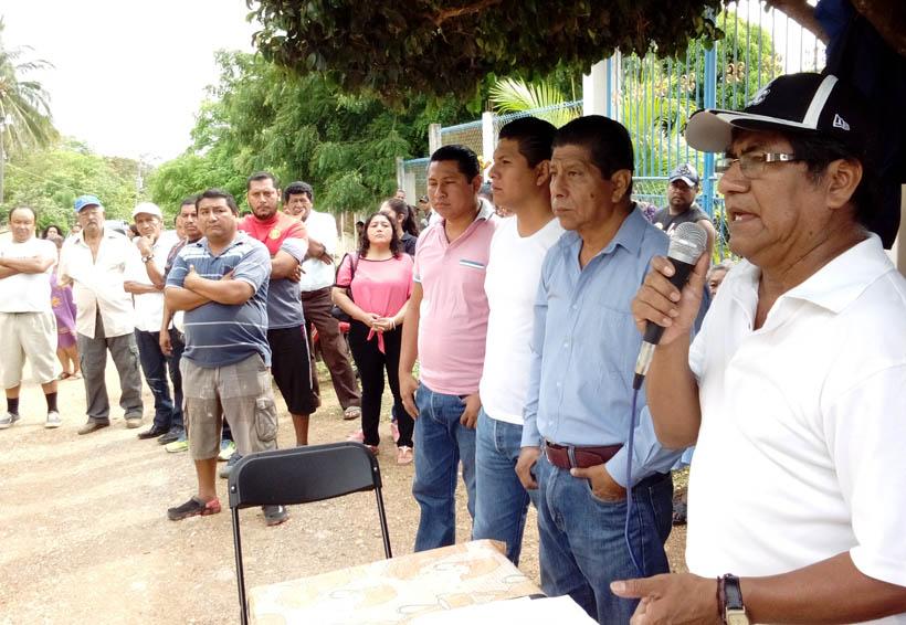 Eligen agente en Suchiapa | El Imparcial de Oaxaca