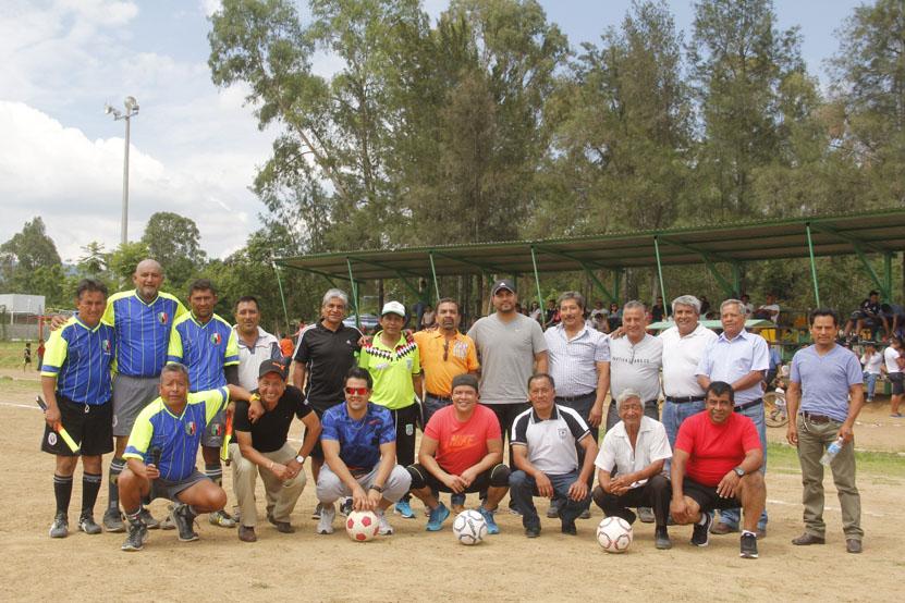 Ocotlán trabaja  en el impulso al deporte | El Imparcial de Oaxaca