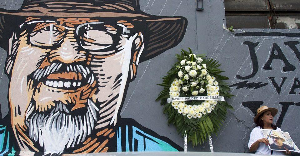 Embajada de Estados Unidos en México rinde homenaje a Javier Valdez | El Imparcial de Oaxaca