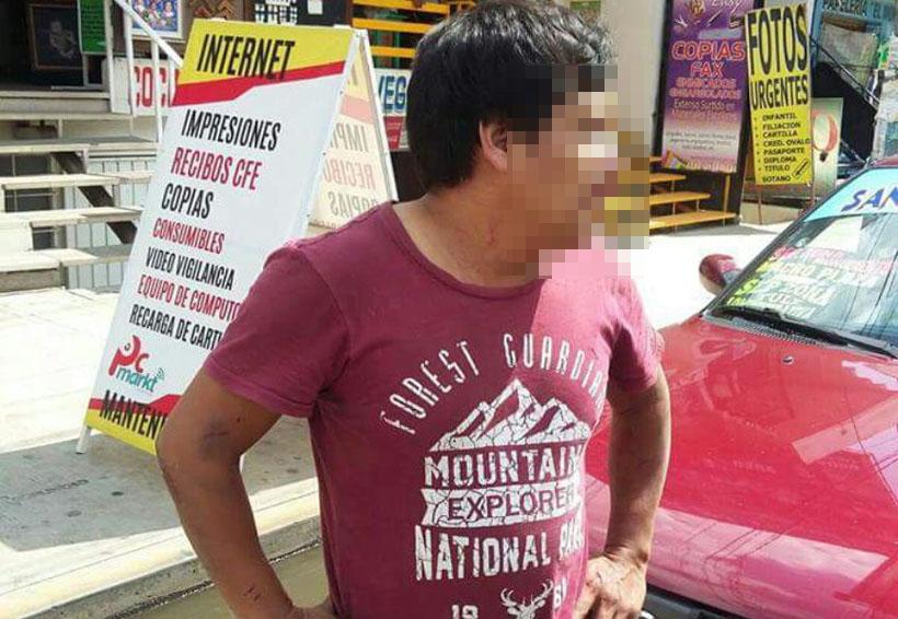 Violento asalto a taxista foráneo en Oaxaca   El Imparcial de Oaxaca