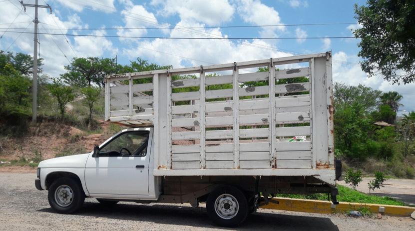 Confiscan camioneta  con reporte de robo   El Imparcial de Oaxaca