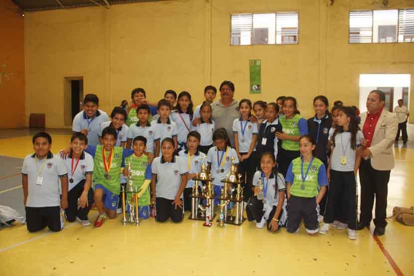 Finalizan los juegos deportivos nivel Primaria | El Imparcial de Oaxaca