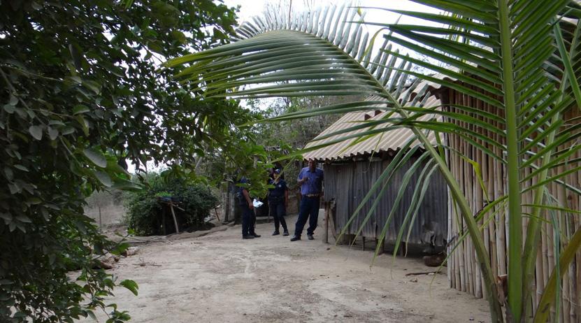 Prisión por ataque  violento a su familia en Santa María Tonameca   El Imparcial de Oaxaca