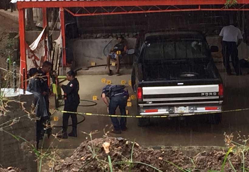 Asesinato en lava autos de Pochutla | El Imparcial de Oaxaca