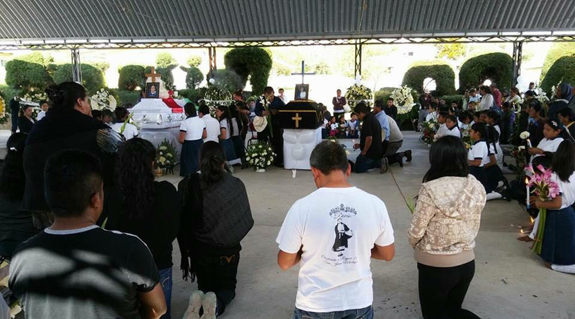 Una butaca quedó vacía en San Juan Mixtepec | El Imparcial de Oaxaca
