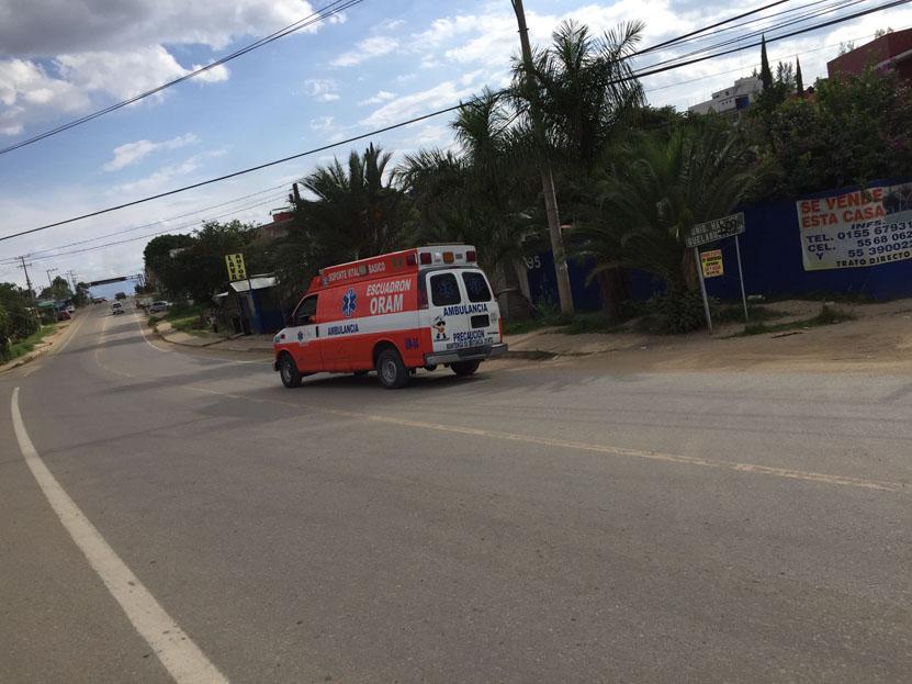 Joven se lesiona  con arma blanca en San Andrés Huayapam | El Imparcial de Oaxaca