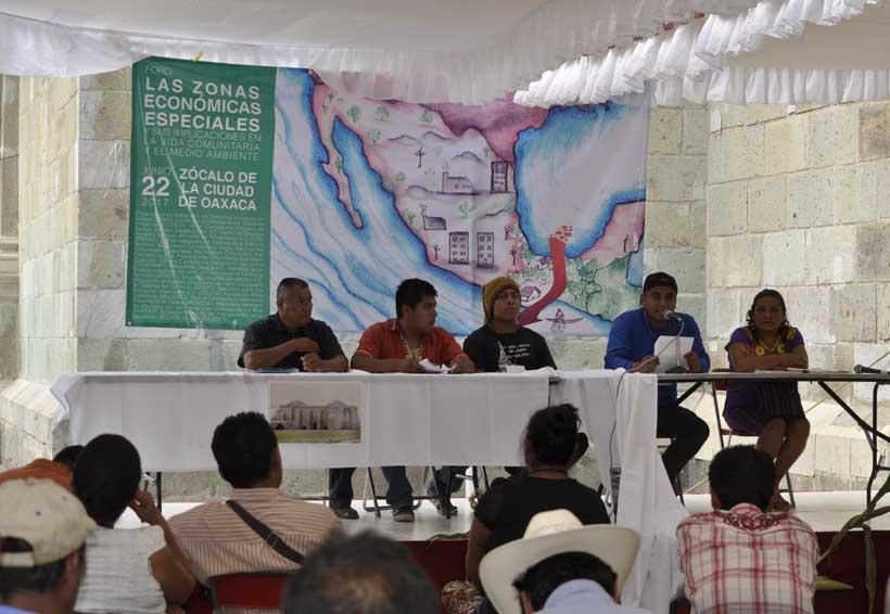 ZEE, un plan de despojo en Oaxaca | El Imparcial de Oaxaca