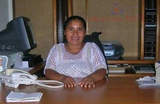 La locutora indígena Marcela de Jesús Natalia es baleada afuera de la estación Radio de Guerrero   El Imparcial de Oaxaca